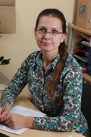 Татьяна - дизайнер компании Цифровая печать