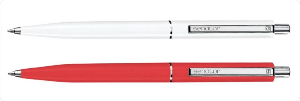 Шариковая ручка Senator Point с логотипом