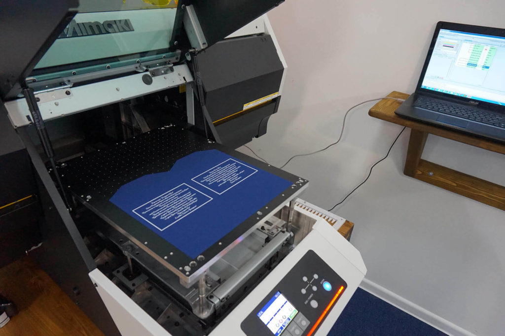 УФ-принтер Mimaki ujf-3042 mkII